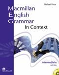 Macmillan English Grammar In Context Intermediate Pack with | auteur onbekend |