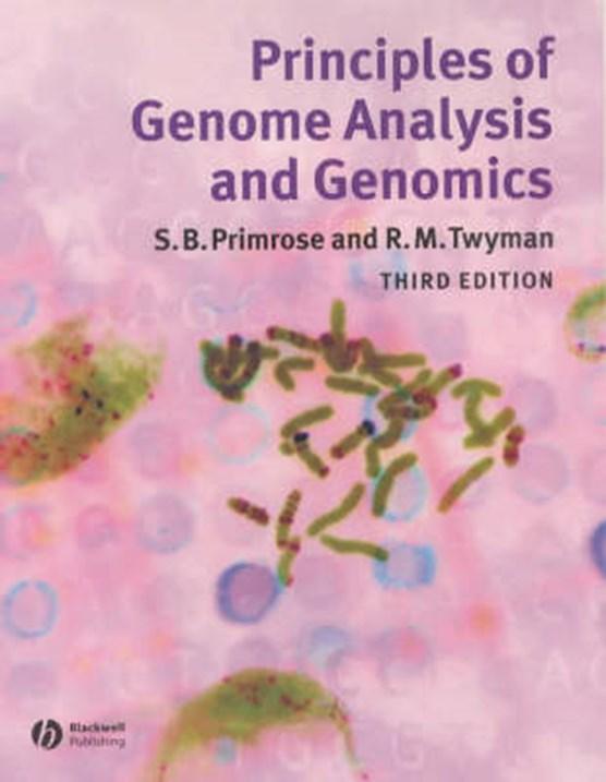 Principles of Genome Analysis and Genomics