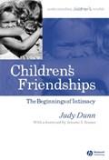 Children's Friendships | Judy Dunn |
