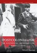 Postcolonialism   Robert J. C. Young  