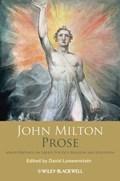 John Milton Prose   John Milton  
