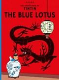 The Blue Lotus   Hergé  