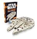 Star Wars Millennium Falcon Book and Mega Model | Lucasfilm Ltd |