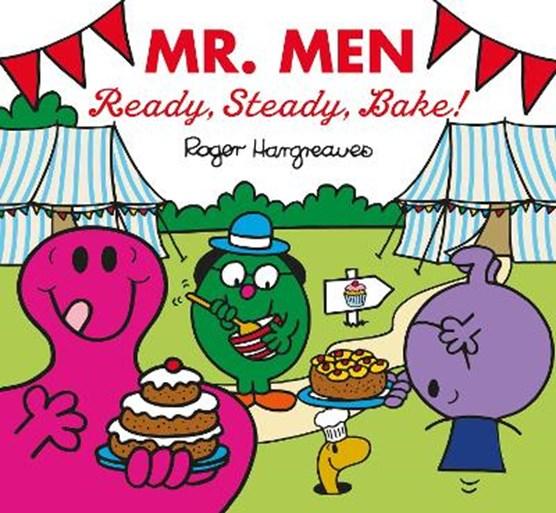 Mr. Men: Ready, Steady, Bake!
