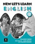 New Let's Learn English Teacher's Book 1   Don A. Dallas ; Linda Pelham  