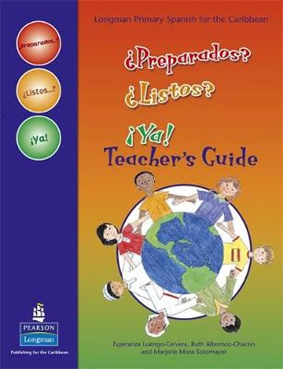 Preparados Listos Ya! (Primary Spanish) Teachers Guide