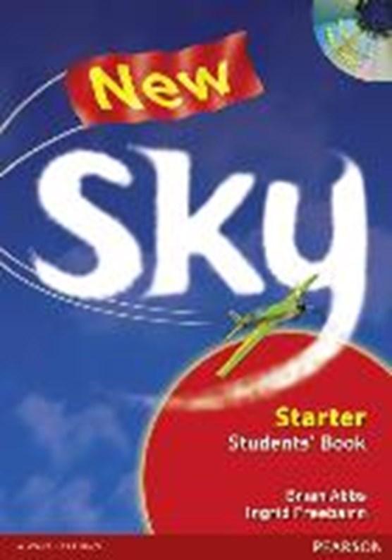New Sky Student's Book Starter Level
