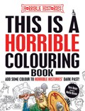 This is a Horrible Colouring Book | Terry Deary |