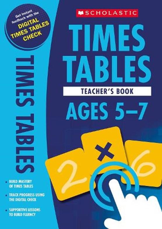 Teacher's Book Ages 5-7
