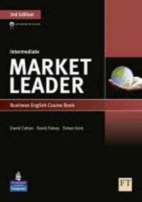 Market Leader Coursebook (with DVD-ROM incl. Class Audio)   Cotton, David ; Falvey, David ; Kent, Simon  