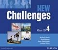 New Challenges 4 Class CDs   Michael Harris ; David Mower ; Anna Sikorzynska ; Lindsay White  