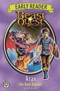 Beast Quest Early Reader: Arax the Soul Stealer   Adam Blade  