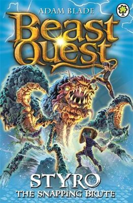 Beast Quest: Styro the Snapping Brute