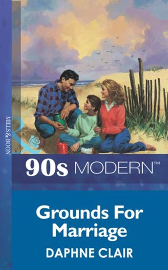 Grounds For Marriage (Mills & Boon Vintage 90s Modern)
