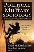 Political and Military Sociology, an Annual Review | Jonathan Swarts |