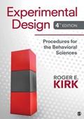 Experimental Design | Roger E. Kirk |