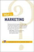What Is Marketing? | Alvin J. Silk |