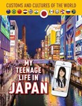 My Teenage Life in Japan   Mari Rich  