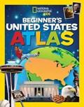 National Geographic Kids Beginner's United States Atlas   National Geographic Kids  