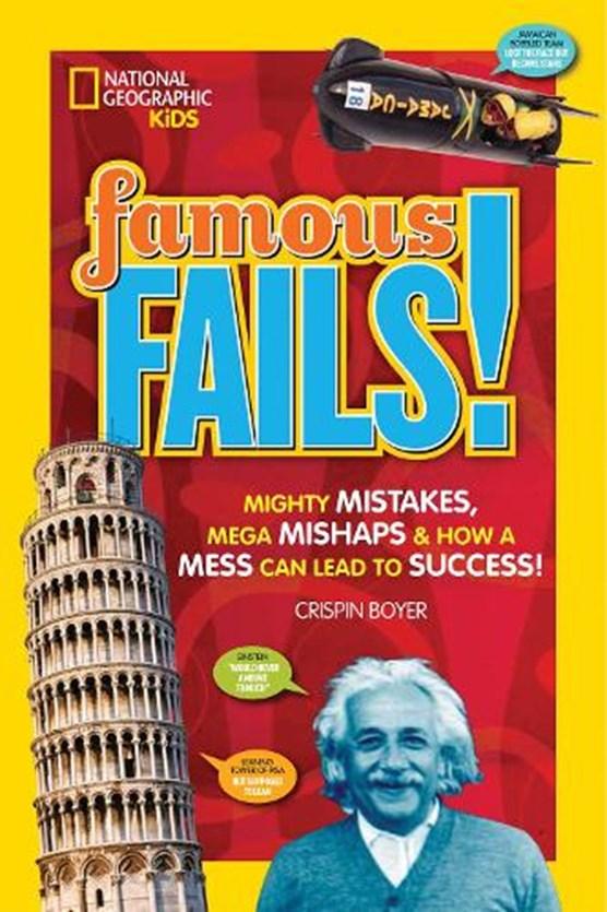 Famous Fails!
