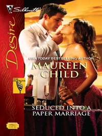 Seduced Into a Paper Marriage   Maureen Child  