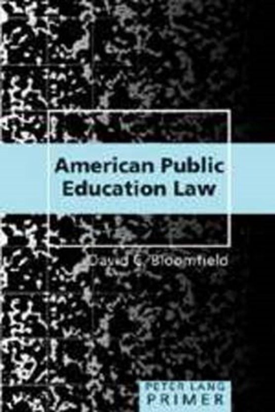 American Public Education Law