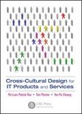 Rau, P: Cross-Cultural Design for IT Products and Services   Pei-Luen Patrick Rau  