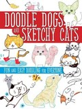 Doodle Dogs and Sketchy Cats   Boutique Sha  