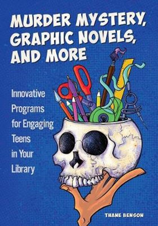 Murder Mystery, Graphic Novels, and More