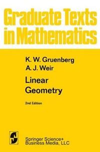 Linear Geometry   K. W. Gruenberg  