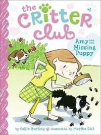 Amy and the Missing Puppy | Callie Barkley |