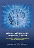 Applying Language Science to Language Pedagogy | auteur onbekend |