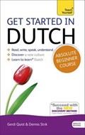 Get Started in Dutch   Quist, Gerdi ; Strik, Dennis  