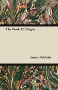 The Book of Elegies   James Baldwin  