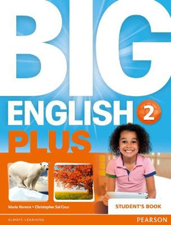Big English Plus American Edition 2 Student's Book