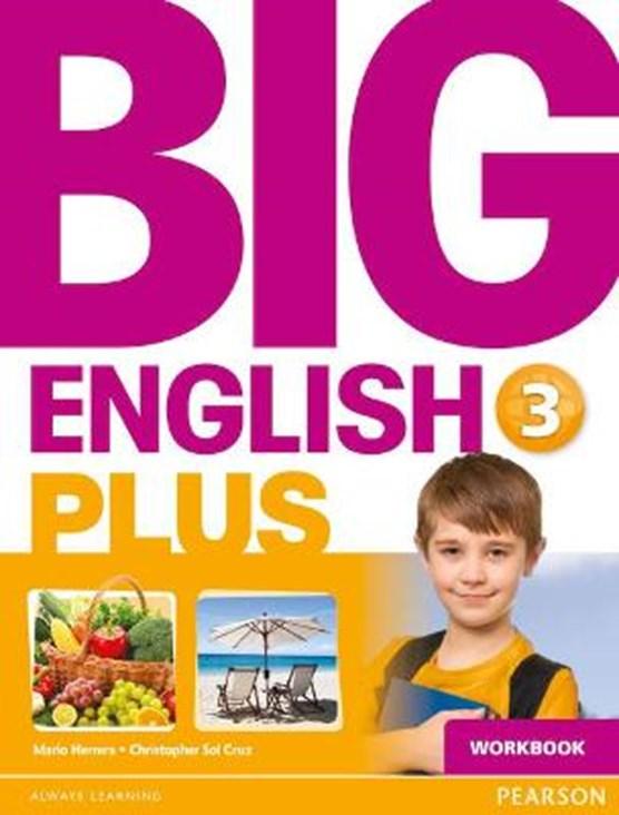 Big English Plus American Edition 3 Workbook
