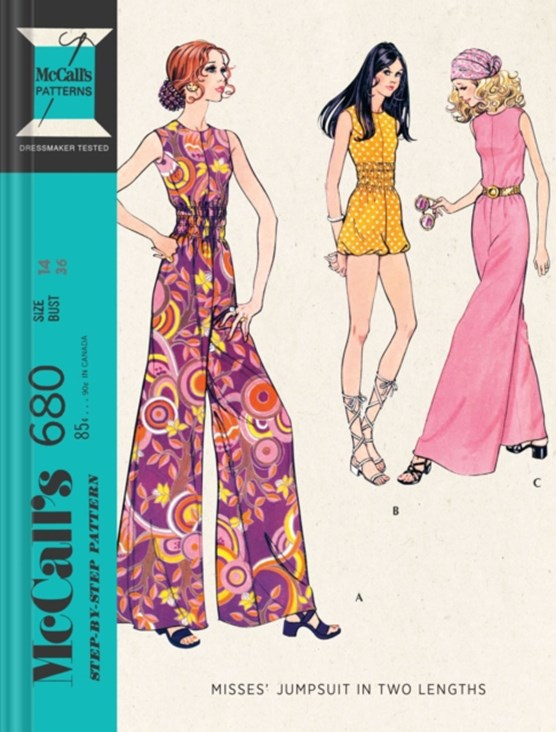 Vintage McCall's Journal