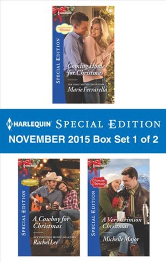 Harlequin Special Edition November 2015 - Box Set 1 of 2