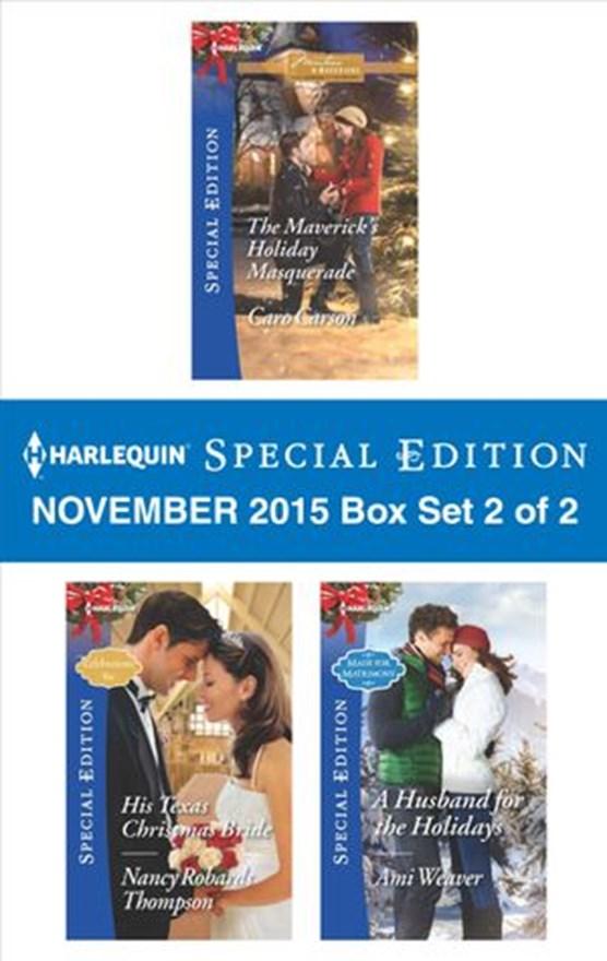 Harlequin Special Edition November 2015 - Box Set 2 of 2