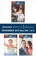 Harlequin Medical Romance November 2015 - Box Set 1 of 2 | Scarlet Wilson ; Janice Lynn ; Sue MacKay |