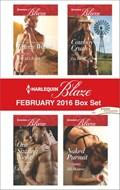 Harlequin Blaze February 2016 Box Set   Tawny Weber ; Jo Leigh ; Liz Talley ; Jill Monroe  