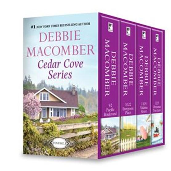 Debbie Macomber's Cedar Cove Series Vol 3