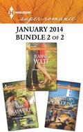 Harlequin Superromance January 2014 - Bundle 2 of 2   Hope Navarre ; Jeannie Watt ; Kathleen Pickering  