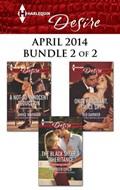 Harlequin Desire April 2014 - Bundle 2 of 2   Maureen Child ; Janice Maynard ; Red Garnier  