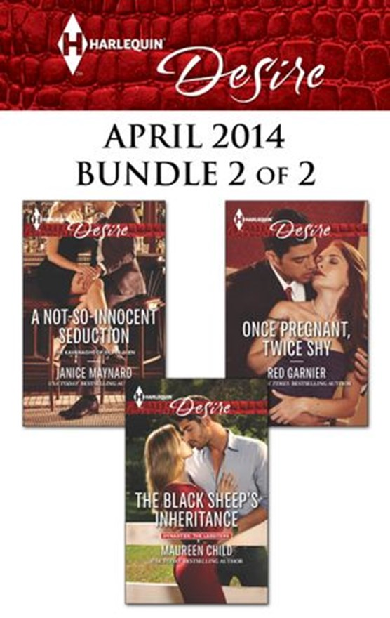 Harlequin Desire April 2014 - Bundle 2 of 2