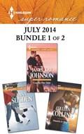 Harlequin Superromance July 2014 - Bundle 1 of 2 | Janice Kay Johnson ; Colleen Collins ; Anna Sugden |