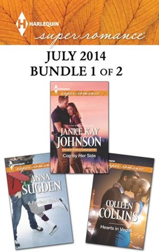 Harlequin Superromance July 2014 - Bundle 1 of 2