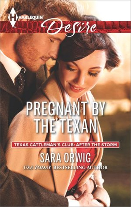 Pregnant by the Texan