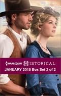 Harlequin Historical January 2015 - Box Set 2 of 2 | Kathryn Albright ; Helen Dickson ; Anne Herries |
