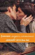 Harlequin Superromance January 2015 - Box Set   Janice Kay Johnson ; Jennifer McKenzie ; Claire McEwen ; Kristina Knight  
